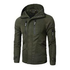 Blueforce - Hooded Zip Jacket