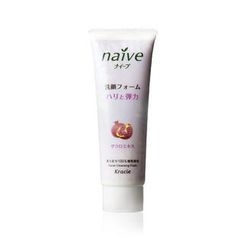 Kracie - Kracie Naive Facial Cleansing Foam (Pomegranate)