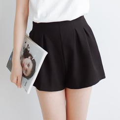 Forest Girl - Wide Leg Shorts