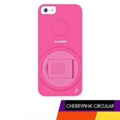 Vlashor - 红色旋转iPhone5电话手机壳