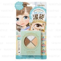 LUCKY TRENDY - BW Love Puka Tear Bag Palette (Peal Sparkling Eye)