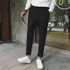 NINETTE - Plain Jumper Pants