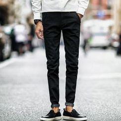 Besto - Slim Fit Pants