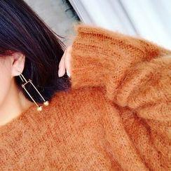 Diplet - Beaded Earrings