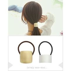 soo n soo - Metallic Hair Tie (2 Designs)