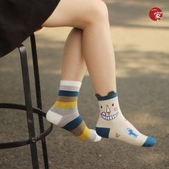 Socka - Pair of 2: Printed Socks