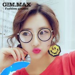 GIMMAX Glasses - 圆框眼镜