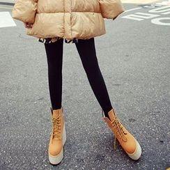 Fancy Show - Fleece-Lined Leggings