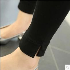 HotBlock - Side-slit Leggings