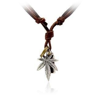 ANT TREE - Leaf Charm Bracelet