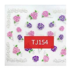 Maychao - Nail Sticker (TJ154)