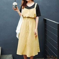Arroba - 帶式連衣裙