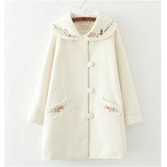 Citree - 繡花針織大衣