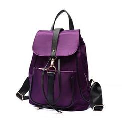 LineShow - Nylon Buckled Backpack