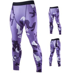 Fireon - Camouflage Sports Leggings