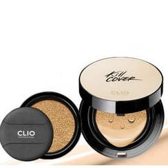 CLIO - Kill Cover Liquid Founwear Ampoule Cushion Special Set With Refill SPF50+ PA+++