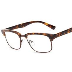 AORON - Retro Square Glasses
