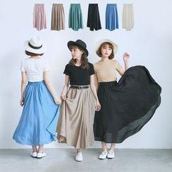 BAIMOMO - Long Skirt