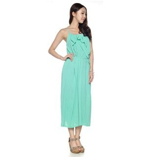 YesStyle Z - Sleeveless Maxi Dress