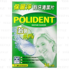 POLIDENT - Denture Cleanser