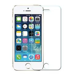 Aijism - Tempered Glass Protective Film - iPhone 5 / 5c