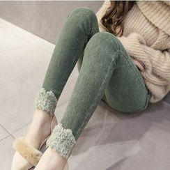 Clover Dream - Fleece Lined Leggings