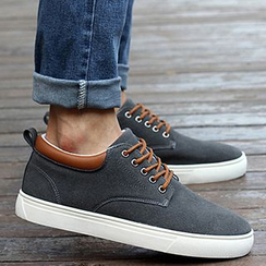 NOVO - Faux Suede Casual Shoes