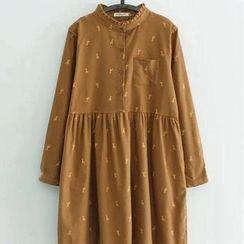 tete - 印花襯衫裙