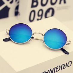 OJOS - 圆形太阳眼镜