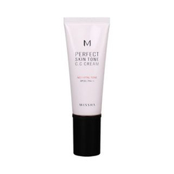 谜尚 - M Perfect Skin Tone CC Cream SPF30 PA++ (#1 Vital Tone)