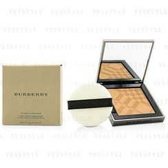 Burberry - Nude Sheer Luminous Pressed Powder (#38 Warm Honey)
