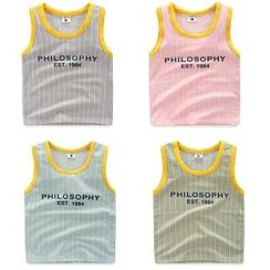 WellKids - Kids Striped Tank Top