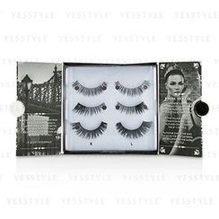 eylure - The New York Edit False Lashes Multipack - #114, #118, #107 (Adhesive Included)