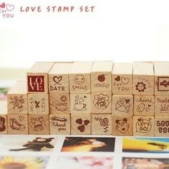Tivi Boutique - Stamp Set