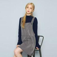 Envy Look - A-Line Mini Jumper Dress