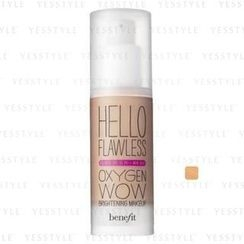 Benefit - Hello Flawless Oxygen WOW! SPF 25 PA+++ (#Toasted Beige Warm Me Up)