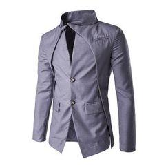 Fireon - Stand Collar Blazer