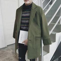 Arthur Look - Single-Breasted Coat