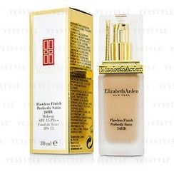 Elizabeth Arden - Flawless Finish Perfectly Satin 24HR Makeup SPF15 - #03 Soft Shell
