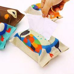 Lover's Kiss - Printed Tissue Box