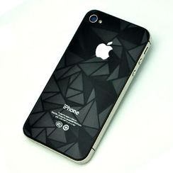 Kindtoy - 3D Protection Film - iPhone 4 / 4S