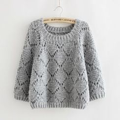 Tangi - Cropped Sweater