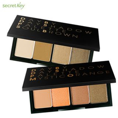 Secret Key - Day By Day Shadow Palette (Mystic Orange)