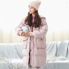 Woodie - Hooded Padded Coat