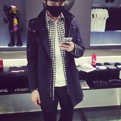 Bay Go Mall - Detachable Hood Jacket