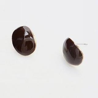 TAIPEI STAR - Coffee Bean Studs