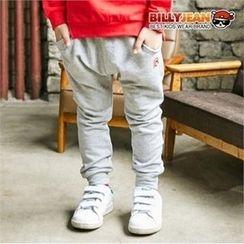 BILLY JEAN - Kids Banded-Waist Harem Pants