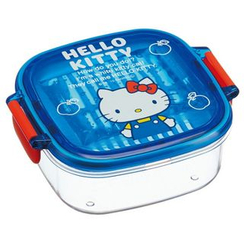 Skater - Hello Kitty Clear Tight Lunch Box