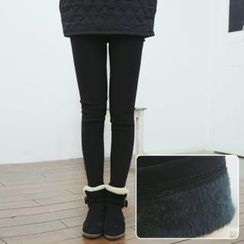 Soneed - Fleece-Lined Leggings