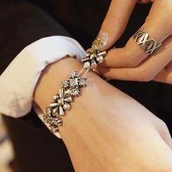 REDOPIN - Rhinestone Elasticized Bracelet